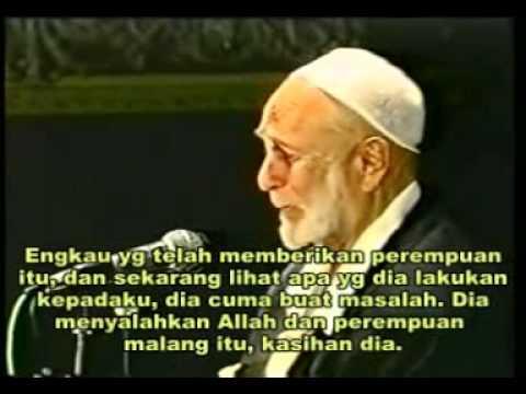 Sheikh Ahmad Deedat - Dialog Dengan Paus (7of11)