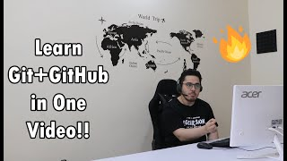 Git & GitHub Tutorial For Beginners In Hindi - हिंदी में (2019)