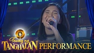 Video Tawag ng Tanghalan: Elaine Duran | Now That You're Gone MP3, 3GP, MP4, WEBM, AVI, FLV September 2018