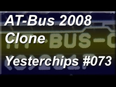 MIGs Yesterchips - Folge #073 AT-Bus 2008 Clone (A1K-Projekt)