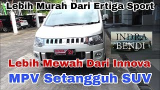 Download Video MPV Mewah Mitsubishi Seharga Suzuki Ertiga, Mitsubishi Delica D5 th 2015 MP3 3GP MP4