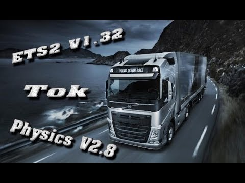 Physics of the Truck v2.8 from ~Tok~ 1.32.x