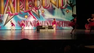 Material Girl Group dance.