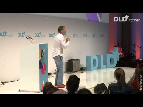 Ich Bin Dann Mal Fit im Business (Patric Heizmann, youfit) | DLDwomen 14