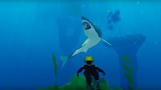 """Explore The Ocean Blue In """"Abzu"""""""