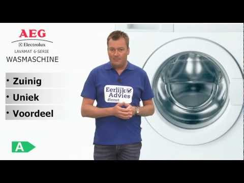Aeg wasmachine