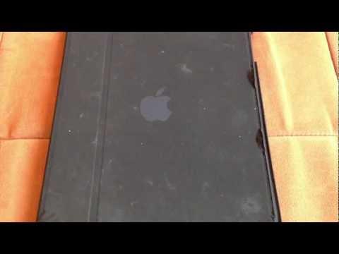 iPad unbeschädigt aus der Hülle nehmen- so geht's