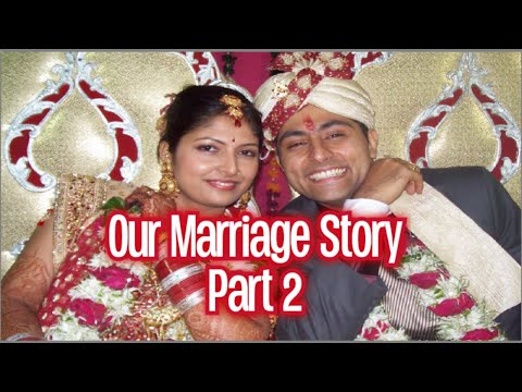 Part 2 Of Our Marriage Story   A New Beginning