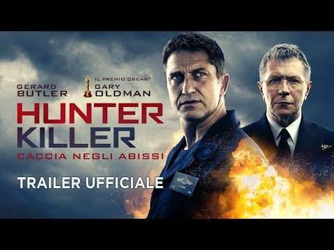 Preview Trailer Hunter Killer, trailer ufficiale italiano