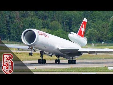 5 aerei pazzeschi di cui non crederai all'esistenza