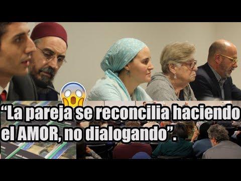 Presentació de 'Cómo santa Teresa me acompañó al sufismo', de Mardía Herrero, a Barcelona