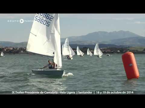 RCMSantander- IX Trofeo Presidente de Cantabria Vela Ligera