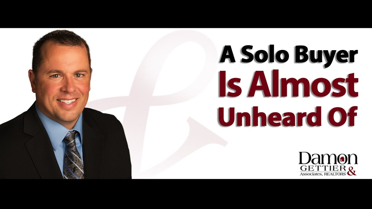 Why Should You Be Wary of Solo Buyers?