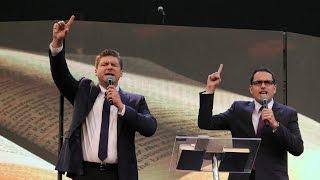 11/09/2016 - Culto Noite - evangelista Daniel Kolenda