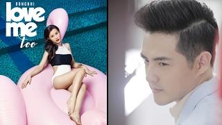 """Sản phẩm Valentine còn chưa ra mắt Đông Nhi đã tiếp tục """"dội bom"""" khán giả bằng MV mới cùng bạn trai, dong nhi, dong nhi ong cao thang, ca si dong nhi"""