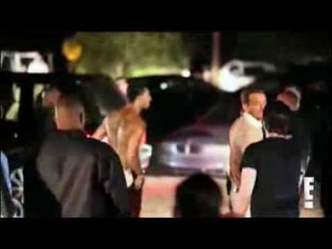 Justin Bieber Fight/Brawl at Club (FULL FOOTAGE)