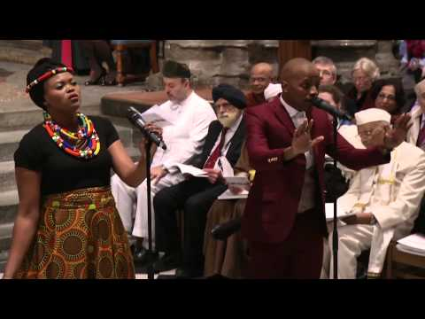The Soil Perform At The 2015 Commonwealth Day Observance, Westminster Abbey