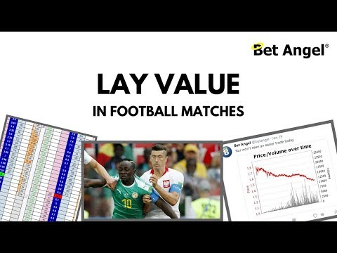 Finding Lay Value In Football Matches