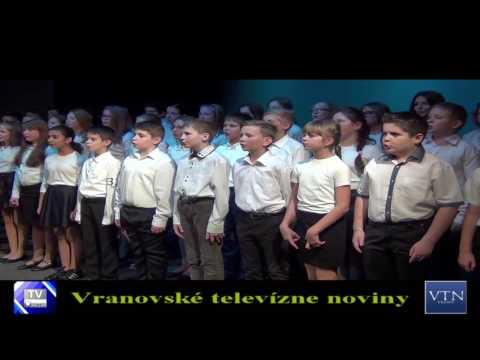 """Vranov: """"Žijeme na Slovensku, žijeme v Európe"""" - slávnostná akadémia ZŠ Bernolákova"""