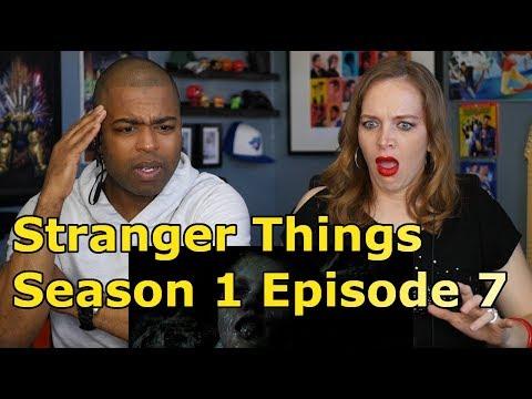 "Stranger Things Season 1 Episode 7 ""The Bathtub"" (Reaction 🔥)"