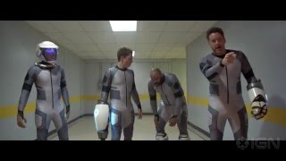 Lazer Team   The Champion Of Earth Fight Clip