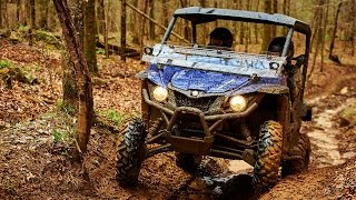 6. 2016 Yamaha Wolverine R-Spec First Test