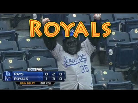 Kansas City Royals: Funny Baseball Bloopers