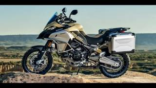 1. 2017 Ducati Multistrada 1200 Enduro Pro |Specifications & Features