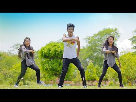 JAALMA (Resham Filili) - Dance Cover By Sadhana Group Ft. Basan N Da Crews & Shiya Regmi (Butwal)