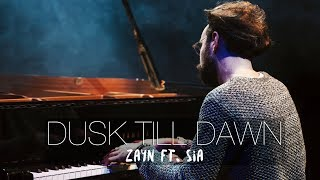 "Video ""Dusk Till Dawn"" - ZAYN ft. Sia (Piano Cover) - Costantino Carrara MP3, 3GP, MP4, WEBM, AVI, FLV Januari 2018"