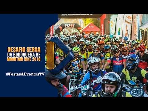Desafio Serra da Bodoquena de Mountain Bike 2016 - FESTAS & EVENTOS