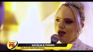 Casamento de Natália e Thiago