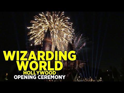 全球第四座「哈利波特魔法世界」樂園終於開幕,看了還原度超高的現場害我不吃不喝也要去一次啊!