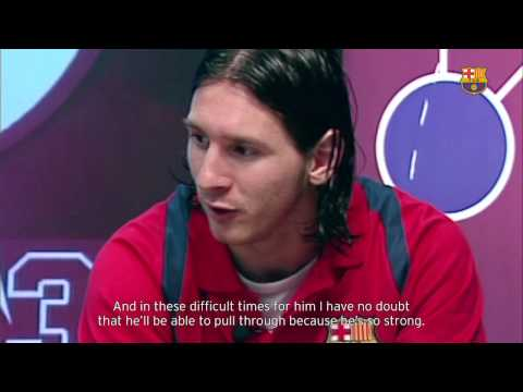10 Years Ago: How Messi Explained His Incredible Goal Against Getafe