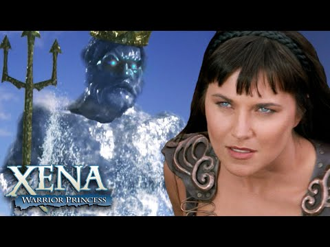 Xena Challenges Poseidon | Xena: Warrior Princess