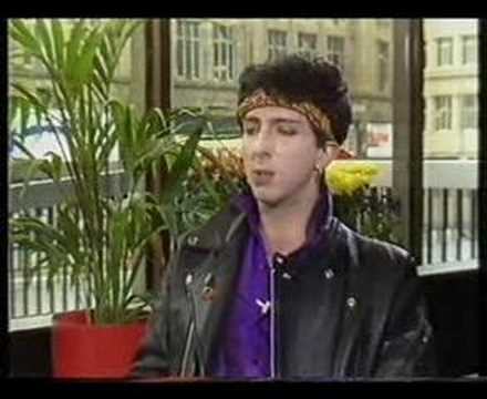 Talk Show - Television appearances of Marc Almond