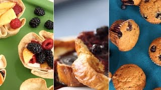Fun Fruit Filled Breakfasts - Everyday Food with Sarah Carey by Everyday Food
