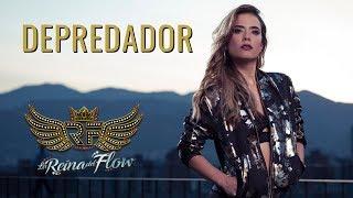 Depredador - Yeimy (Gelo Arango) La Reina del Flow 🎶 Canción oficial - Letra   Caracol TV
