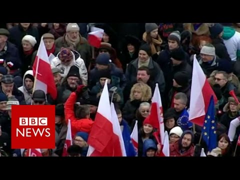 Is Poland adopting 'Putin-style' politics? BBC News