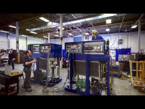 VERT et NET - Climatiser les salles de serveurs avec Carnot Réfrigération - Projet avec Bell