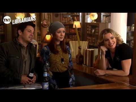 The Librarians: Alternate Librarians - Season 2 Ep.9 [CLIP]   TNT