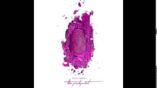 Nicki Minaj videoclip Mona Lisa (The Pinkprint Deluxe Album)