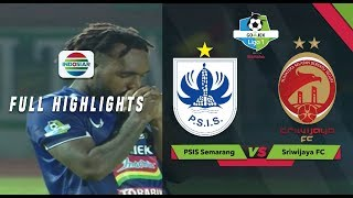 Video PSIS Semarang (1) vs (0) Sriwijaya FC - Full Highlights | Go-Jek Liga 1 Bersama Bukalapak MP3, 3GP, MP4, WEBM, AVI, FLV Desember 2018