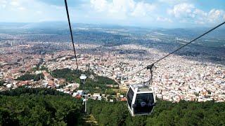 Bursa Turkey  city images : Teleferik ile Uludağ'ın Doruklarına Zevkli Bir Yolculuk - Bursa / Turkey