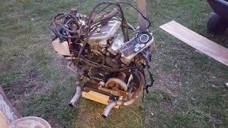 7. Honda Interceptor 500 V4 Reveal