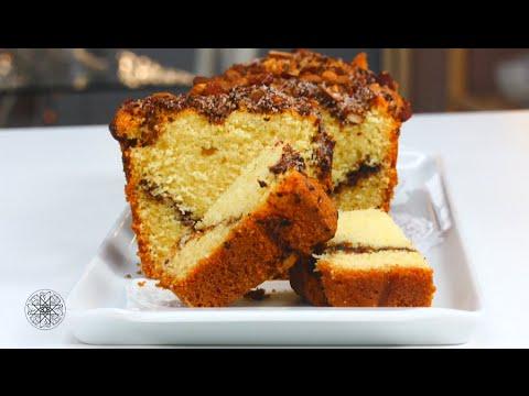 Recette Cake au café et cannelle