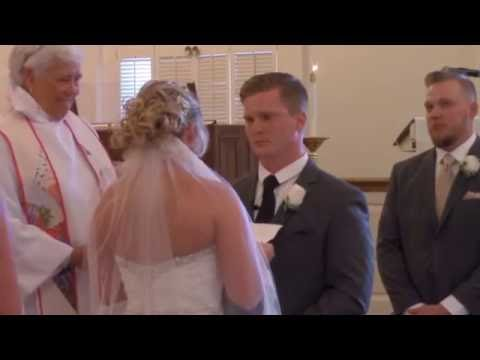 Courtney and Nick Roth Wedding, August 6, 2016