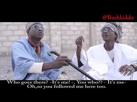 BUSHKIDDO Hausa Comedy Video