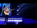 Teen Busker Alfie Sheard Performs 'Wonderful Tonight'