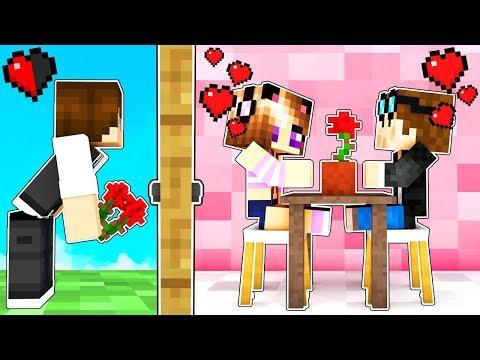IL PRIMO APPUNTAMENTO di LYON E ANNA - Casa di Minecraft #6 (видео)